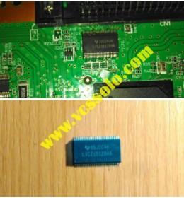 IC LVCZ161284A Mainboard Epson LQ-2190 TM-U220